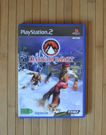 Jeu DARK SUMMIT pour Playstation 2