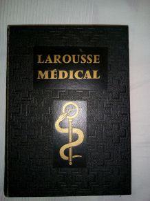 LAROUSSE MEDICAL DE 1952