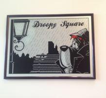 Miroir Droopy