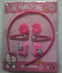 Kit Coiffure Hello Kitty