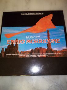 "33 T ""MUSIC BY ENNIO MORRICONE"""