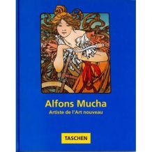 Alfons mucha beau livre