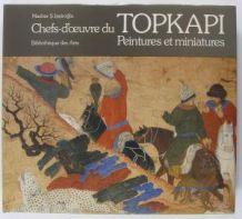 Topkapi peinture et miniature