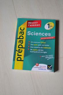 prepabac sciences 1ere ES-L