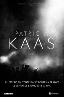 1 Billet Concert - Patricia Kass