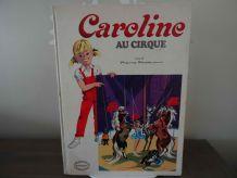 BD Caroline au Cirque ed.1979