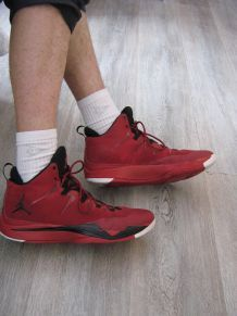 Jordan's superfly 3 rouge