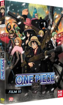 one piece-Film 10 : Strong World