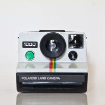 Polaroid 1000 bouton vert  -  70 euros