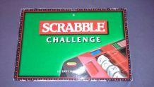 Jeu Scrabble challenge