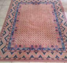 tapis pure laine vierge