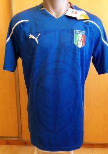 maillot foot PUMA  italie gli azzuri