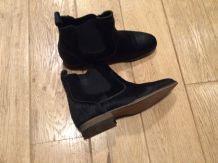 Boots en poulain la Fée Maraboutée
