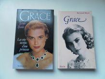 Livres Grace Kelly