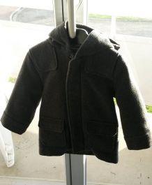 manteau pour garçon 18 mois - occasion excellent état