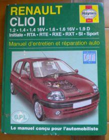 livre sur  Clio