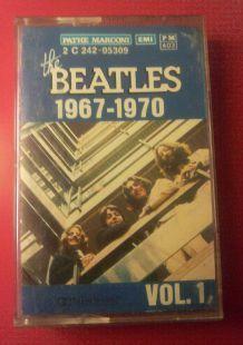 Cassette audio - The Beatles 1967-1970 vol 1