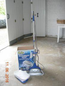 balai nettoyeur vapeur servi 2 fois