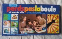 Perds pas la boule (et lance ta bille) - jeu de société vintage  années 70