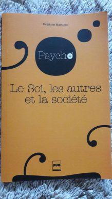 Livre psycho - Le soi, les autres et la société