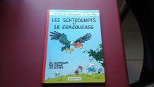 Bd Livre schtroumpfs et le cracoucass