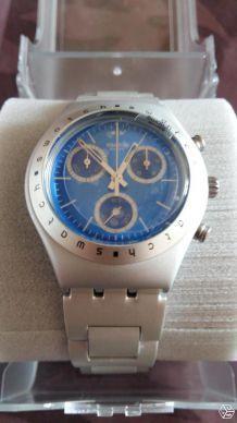 Montre Swatch Aquablue Sistem51 (edition 2016)