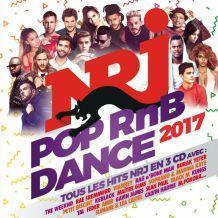 NRJ Pop R'n'B Dance 2017 Coffret