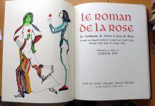 Le Roman De La Rose  Guillaume de Laurris
