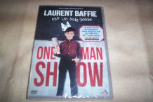 DVD ONE MAN SHOW laurent baffie NEUF