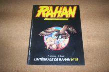 BD integrale RAHAN no 19