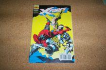 BD X-FORCE NO 9 DE 1992 edition marvel 48 pages