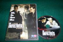 DVD INFILTRES avec leonardo Dicaprio