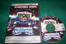 DVD MAXIMUM OVERDRIVE film horreur
