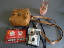 Appareil photo Kodak Starluxe Brownie vintage