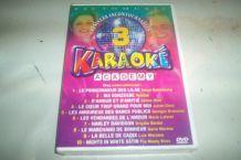 DVD KARAOKE s.gainsbourg c. dion . b. Bardot etc ..