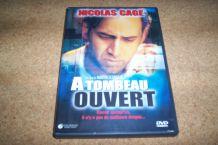 DVD A TOMBEAU OUVERT avec nicolas cage