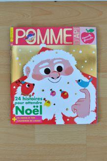 Numéro spécial Noël magasine Pomme d'Api