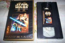 K7 VIDEO STAR WAR S VHS COULEUR