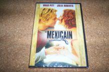 DVD LE MEXICAIN avec brad pitt   état NEUF