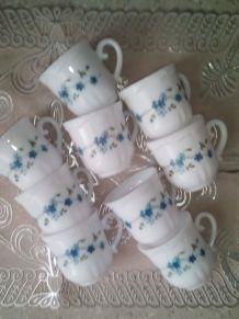 Lot neuf tasse de café