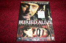 DVD BURED ALIVE FILM D'HORREUR
