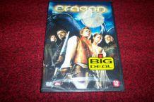 DVD ERAGON film épique dragons moyen age