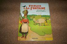 album fables de la fontaine ILLUSTRATIONS PAR BENJAMIN RABIER