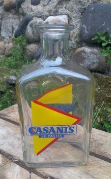 Carafe publicitaire Casanis (Le Pastis)