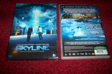 DVD SKYLINE film invasion extra-terrestres