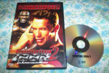 DVD A. SCHWARZENEGGER iron pumping 2 documentaire