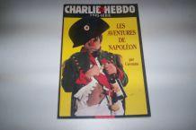 charlie hebdo les aventures de napoleon par Cavana hors série