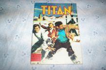 BD PF TITAN NO 12 DE 1964 et 130 pages