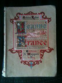 Ancien livre dédicacé par l'auteur