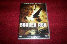 DVD BORDER RUN avec sharon stone et billy zane